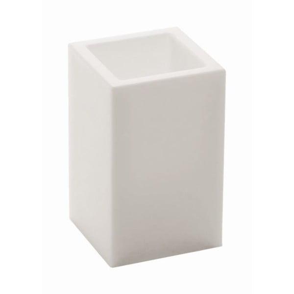 Nerozbitná váza Ivasi Medium, bílá