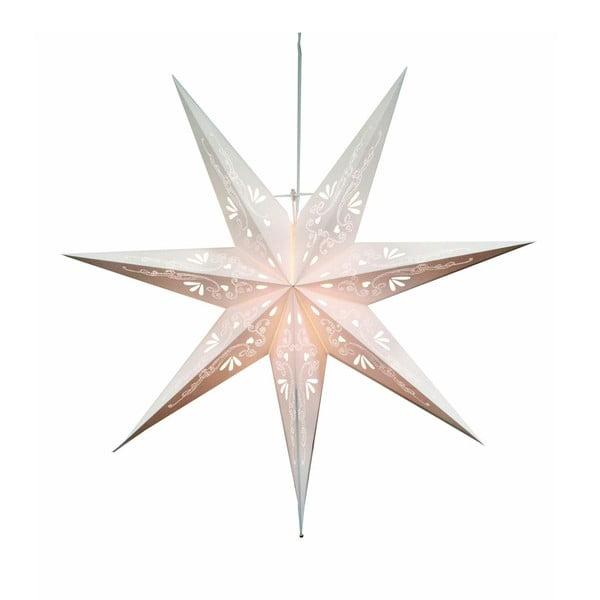 Závěsná svítící hvězda Metasol Snow, 70 cm