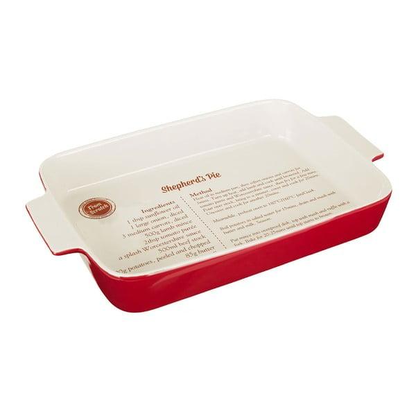 Forma na pečenie s receptom na pastiersky koláč Premier Housewares From Scratch
