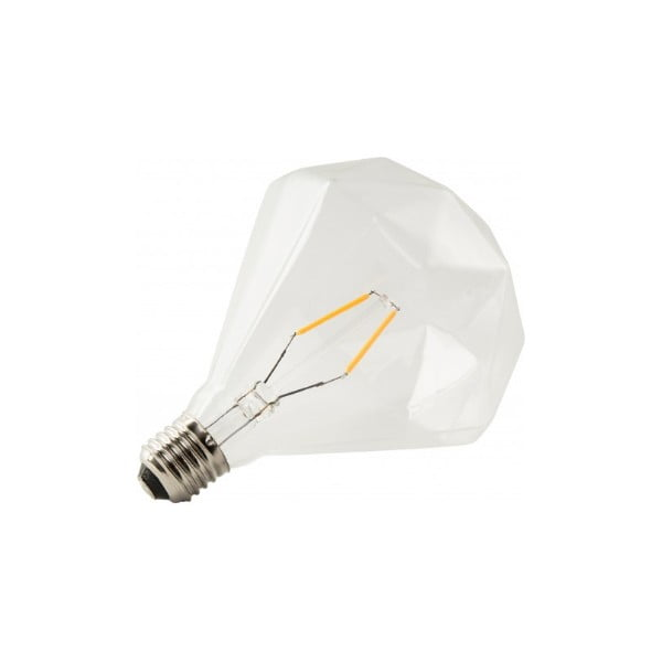 LED žárovka Diamond, 2W, 138 Lm