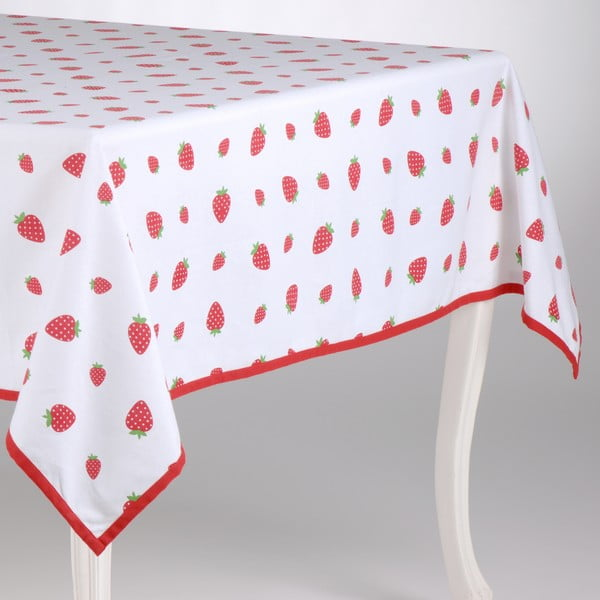 Ubrus Strawberry, 250x145 cm