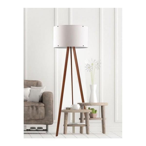 Simple fehér állólámpa