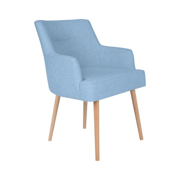Scaun Cosmopolitan Design Venice, albastru deschis