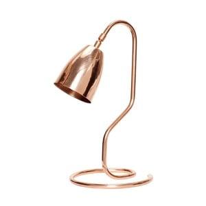 Měděná stolní lampa Hübsch Adel