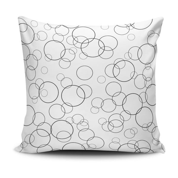 Polštář s příměsí bavlny Cushion Love Puro Duro, 45 x 45 cm