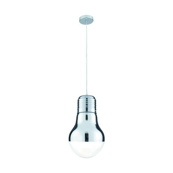 Závěsné světlo Neo 50 cm, chrom