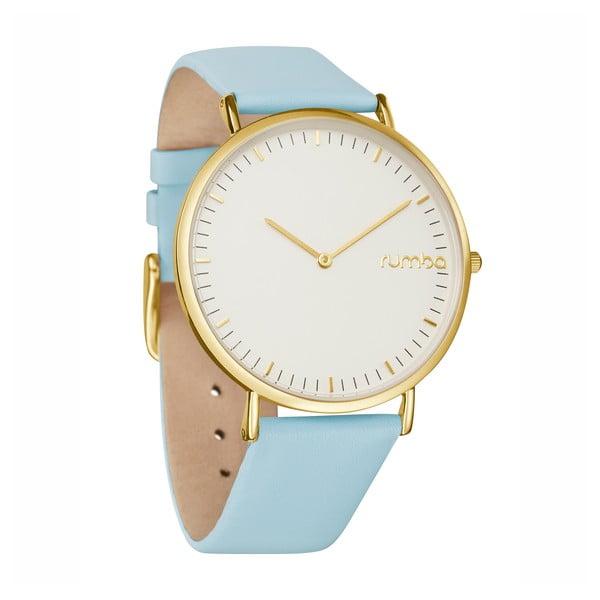 Dámské hodinky SoHo Leather Gold Sky