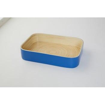 Tavă din bambus Compactor Blue Bamboo, 31 x 22 cm