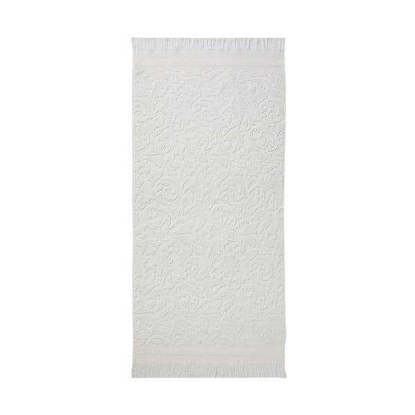 Osuška Grace White, 70x140 cm