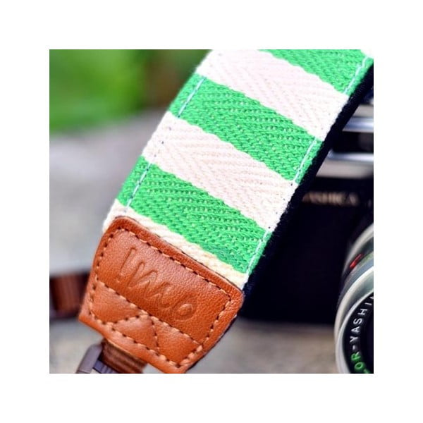 Popruh Greeny Stripe