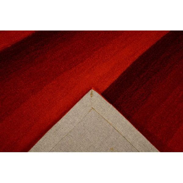 Koberec Casablanca 70x140 cm, červené odstíny