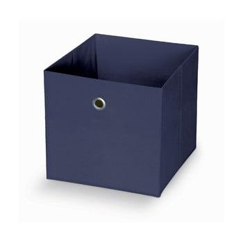 Cutie pentru depozitare Domopak Stone,32x32cm, albastru închis de la Domopak