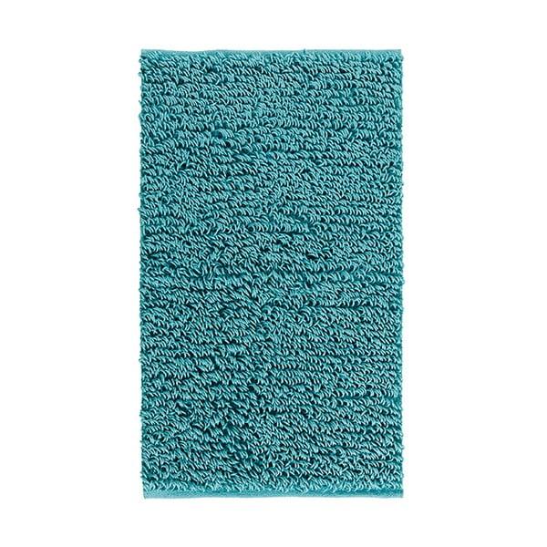Koupelnová předložka Talin 60x100 cm, tyrkysová