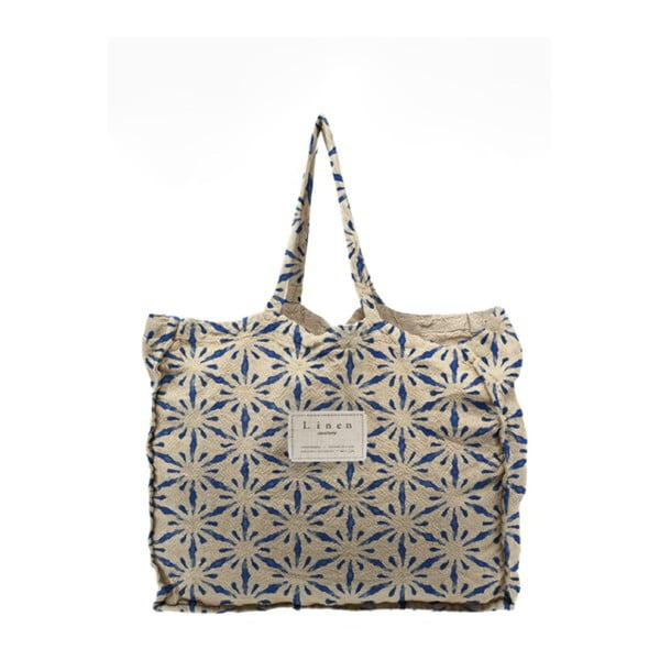 Etnical szövet táska, szélesség 50 cm - Linen Couture
