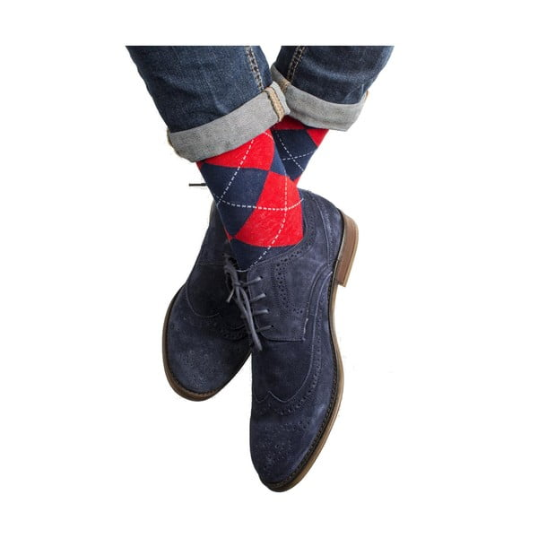Sada 5 párů unisex ponožek Funky Steps Prima, velikost 39/45