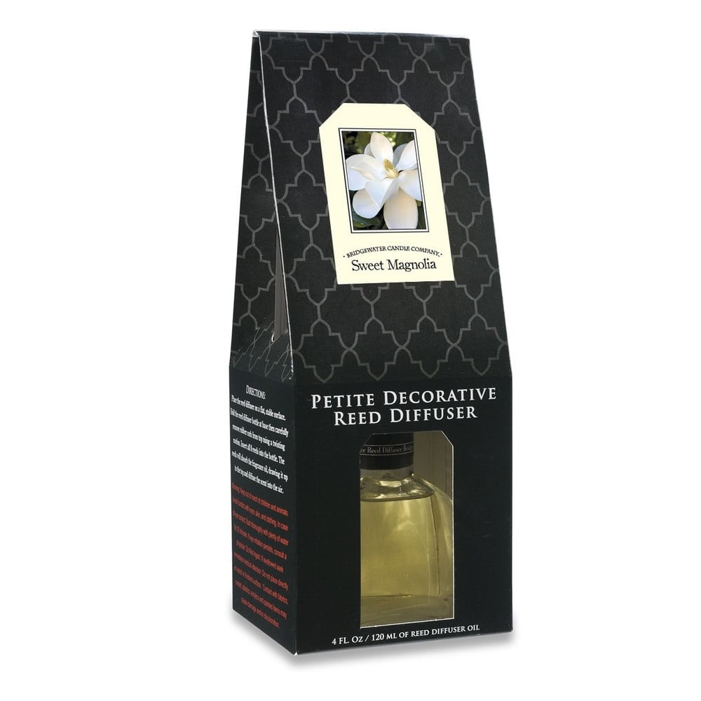 Difuzér s vůní magnolie Bridgewater Candle, 120 ml