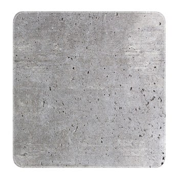 Suport antiderapant pentru duș Wenko Concrete, 54 x 54 cm de la Wenko