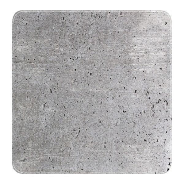 Protiskluzová podložka do sprchy Wenko Concrete, 54 x 54 cm