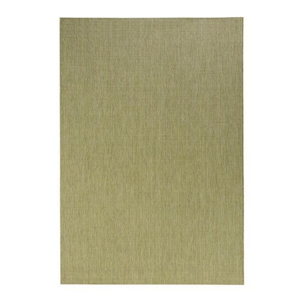 Zelený koberec vhodný aj do exteriéru Match, 160×230 cm