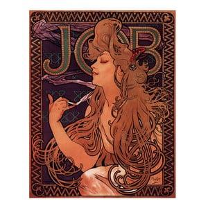 Tablou Alfons Mucha - Job, 70x90 cm