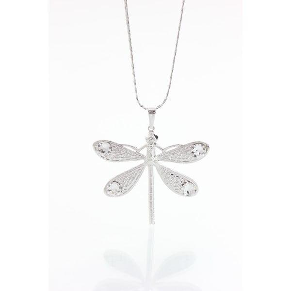 Fly nyaklánc Swarovski Elements kristályokkal - Laura Bruni