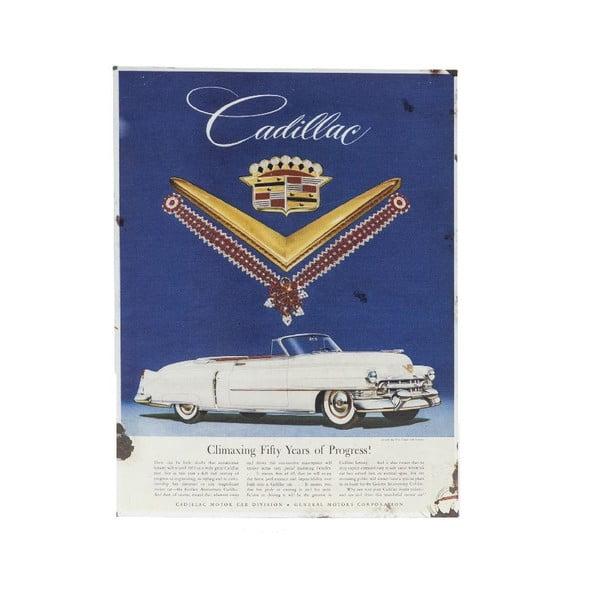 Cedule na stěnu Novita Cadillac