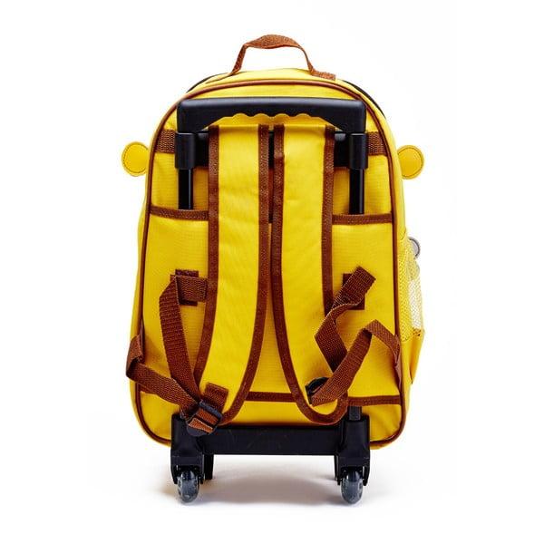 Dětský batoh a kufr Lucky Little Moose Včelka Barney