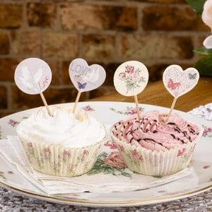 Sada 20 dortových dekorací Neviti With Love