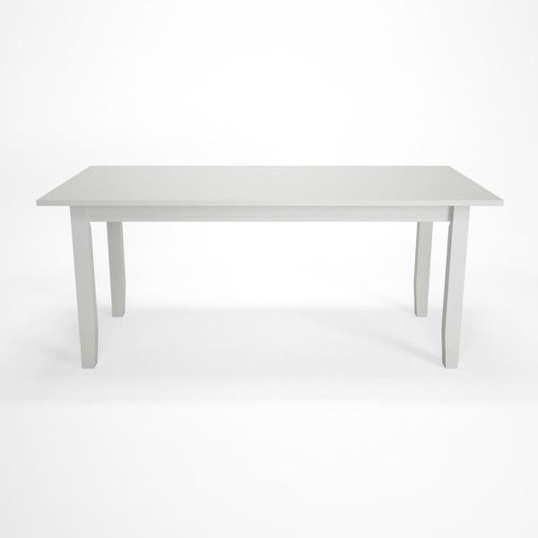 Jídelní rozkládací stůl z bukového dřeva Artemob Lass