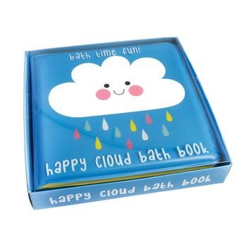 Carte de copii impermeabilă pentru baie cu nori Rex London imagine