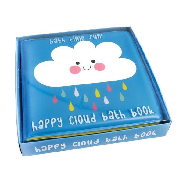 Carte de copii impermeabilă pentru baie cu nori Rex London