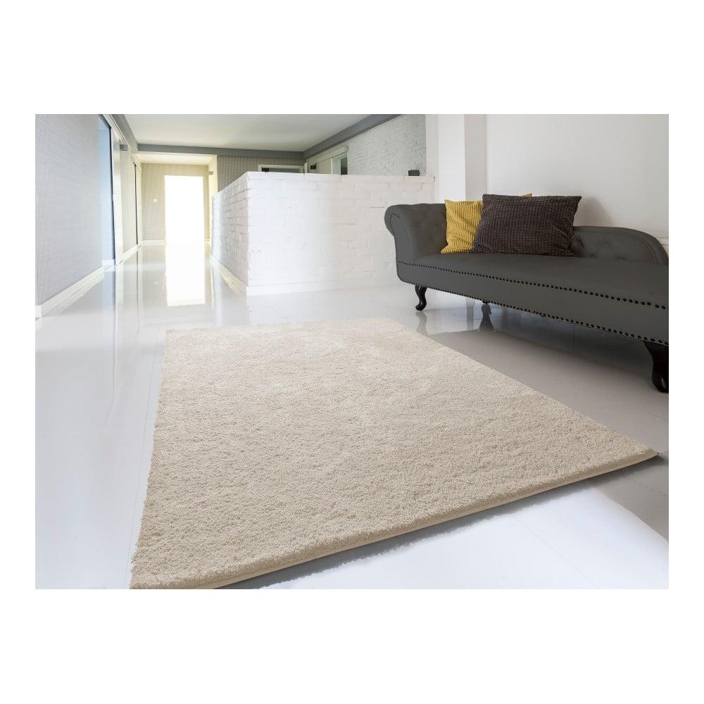 Produktové foto Bílý koberec Universal Shanghai Liso, 140x200cm
