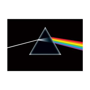 Fotoobraz Pink Floyd, 81x51 cm