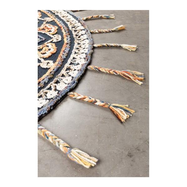 Ručně vyráběný koberec Dutchbone Pix, Ø170cm