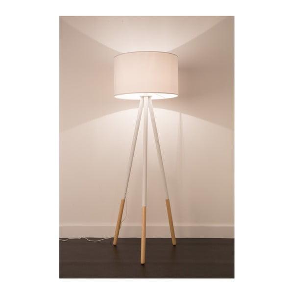 Bílá stojací lampa Zuiver Highland