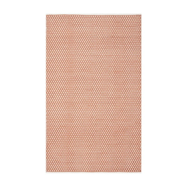 Koberec Safavieh Nantucket, 182x274 cm, korálový