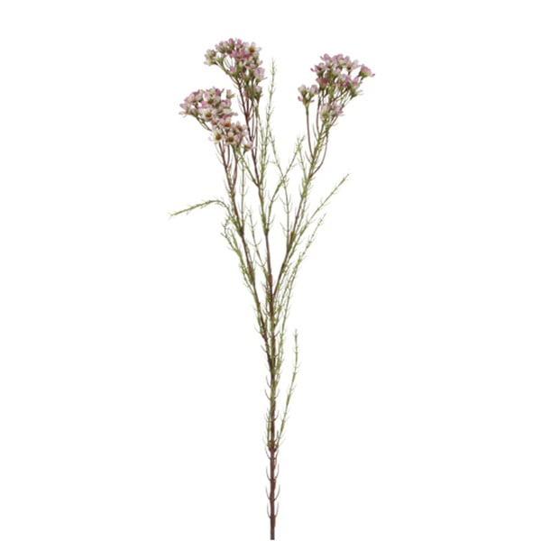 Floare artificială Ego Dekor Chamelaucium, violet, înălțime 80 cm