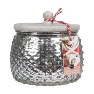Vánoční svíčka ve skleněné dóze Creative Tops Cup of Cheer