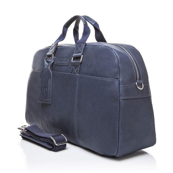 Pánská kožená taška Ferruccio Laconi 100 Ocean