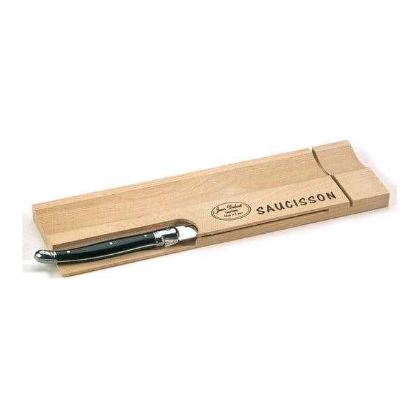 Nůž a prkénko na salámy Jean Dubost Boardie