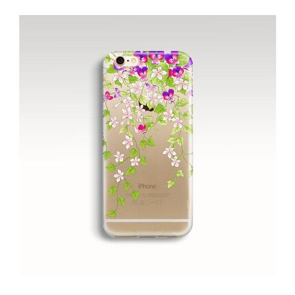 Obal na telefon Floral III pro iPhone 6/6S