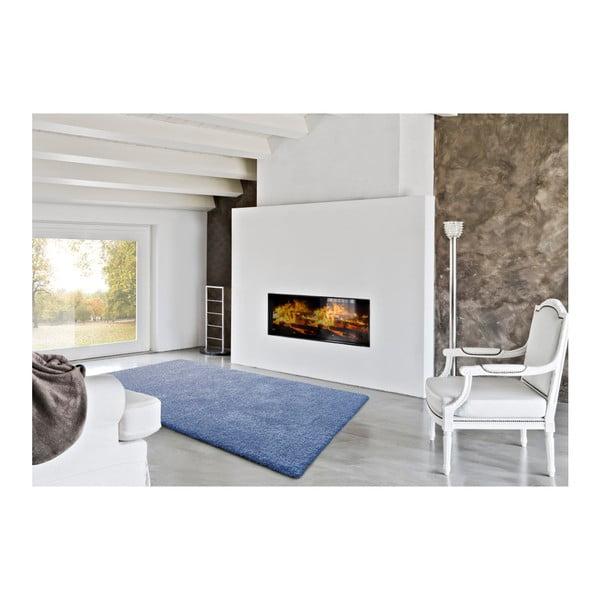 Modrý koberec vhodný i na ven Universal Catay, 160 x 230 cm