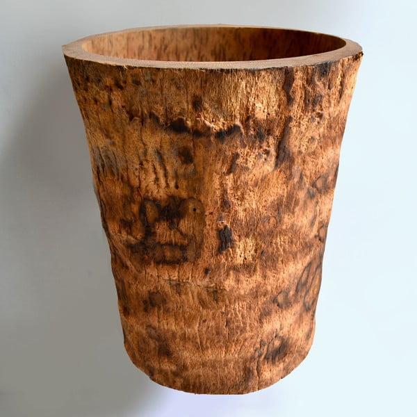 Palmová váza Palm Wood, 34 cm
