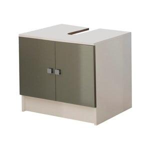 Béžová skříňka pod umyvadlo 13CasaClick