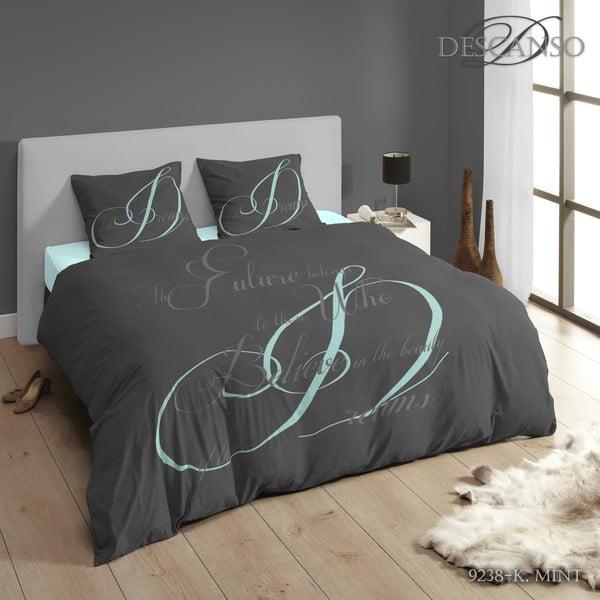 Povlečení Descanso Bed Mint, 240x200 cm