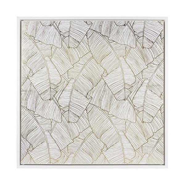 Tablou Santiago Pons Leaves, 104x104cm