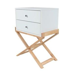 Odkládací stolek s úložným prostorem 360 Living Vina 322
