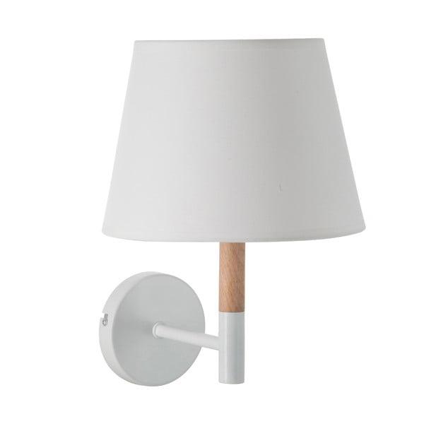 Nástěnná lampa Vintage White