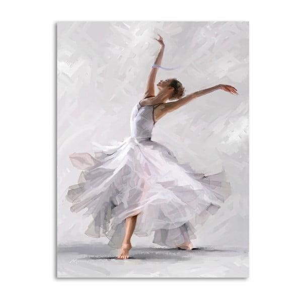 Obraz Styler Canvas Waterdance Dancer II, 60 x 80 cm