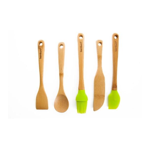 Zestaw 6 przyborów kuchennych Bambum